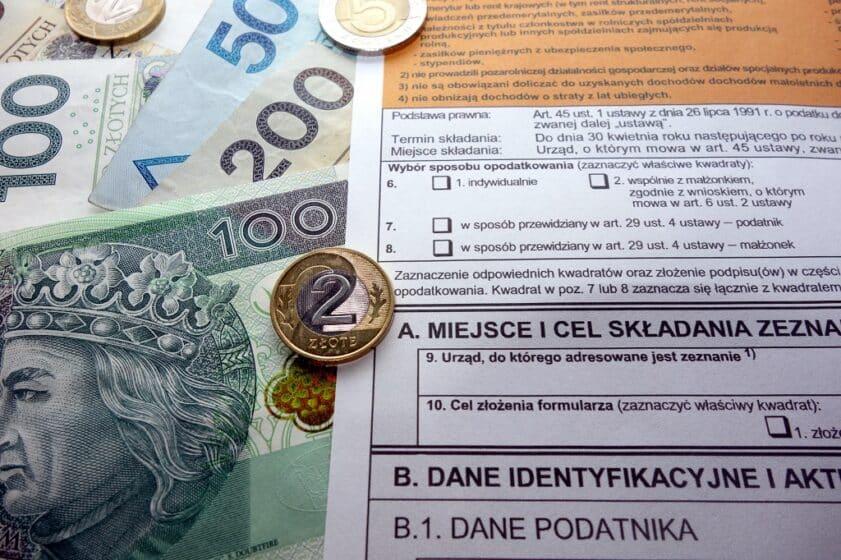 polskie prawo podatkowo-księgowe